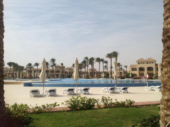 Pool Cleopatara Makadi Bay